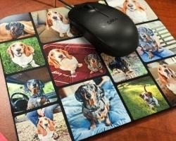 Коврик для мыши с фотопечатью