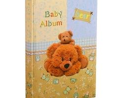 Фотоальбом Chako 10x15/300 C-46300RC Bear New
